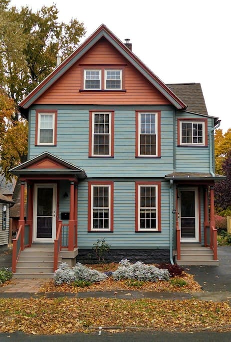 1890's Victorian Two Family Home