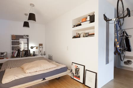 Studio Apartment - central & quiet - Munich - Apartment