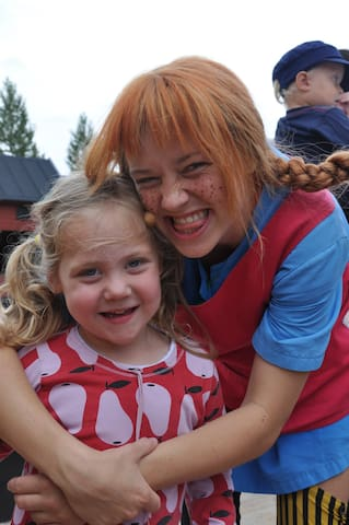 meet with the reel Pippi Longstocking