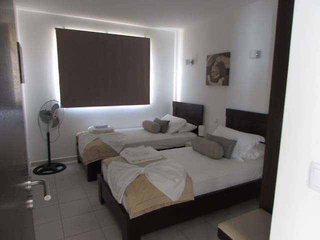 3rd Guest Bedroom ground floor