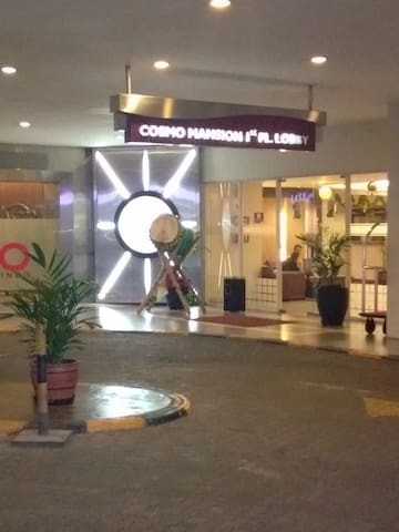 Apartment Thamrin 1 BR at Central Jakarta