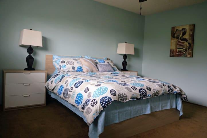 San Jose  Cozy  bedroom 1 with private bathroom