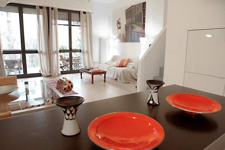 Navigli Design Loft terrace wifi