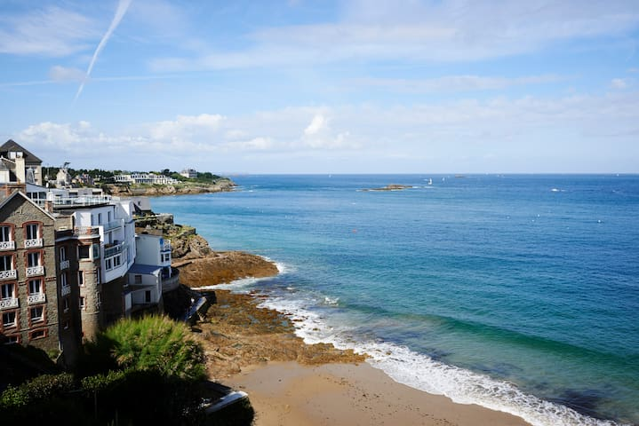 Beautiful villa above the beach  - Dinard - House