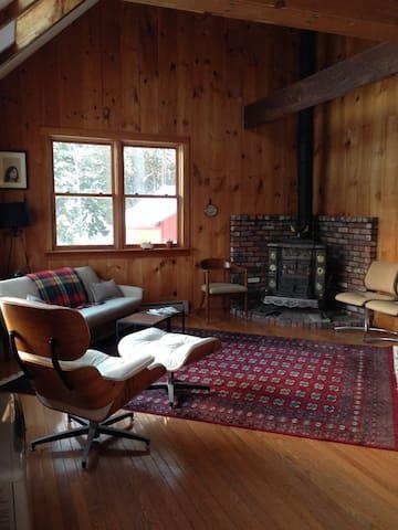 Mid-Century Modern Cabin - Campton - Dom