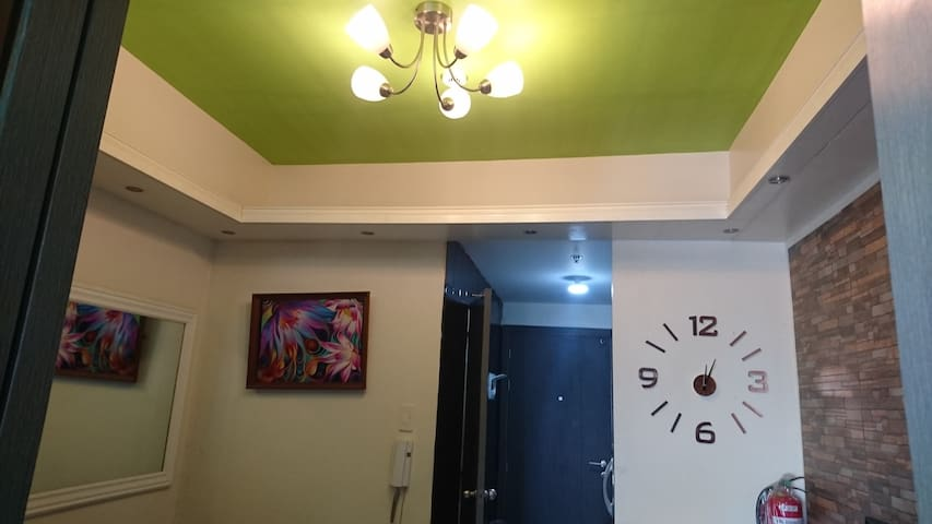 SMDC GREEN RESIDENCES 1BR FULLY FURNISHED unit