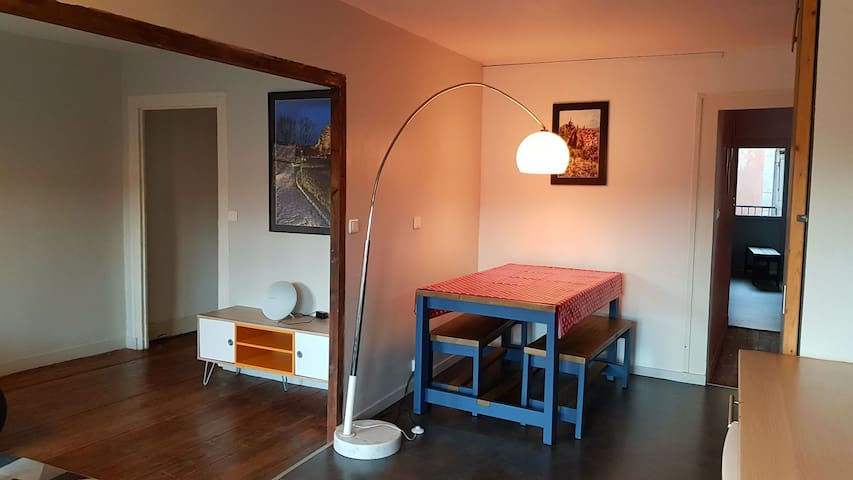 Superbe appartement à deux pas de la place du Plot