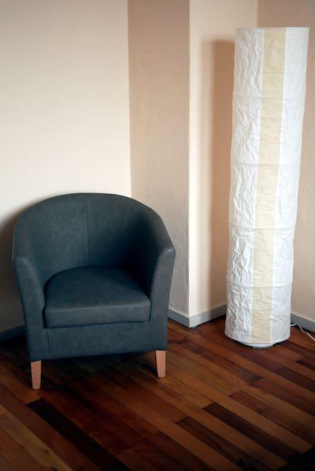 Eine gemütliche Sitzecke