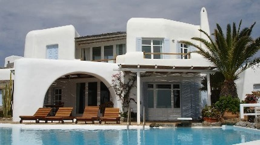 Luxury villa in Mykono for 6 per. - Míkonos - Villa