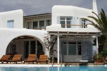 Luxury villa in Mykono for 6 per. - Míkonos - Villa