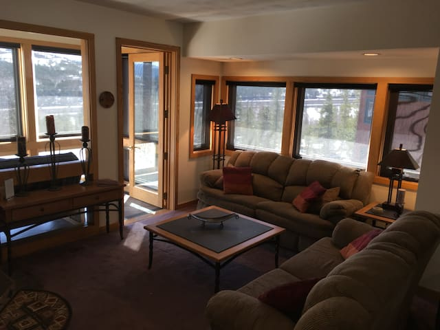 Supercozy Mountain Retreat in the Heart of Summit - Silverthorne - Apartament
