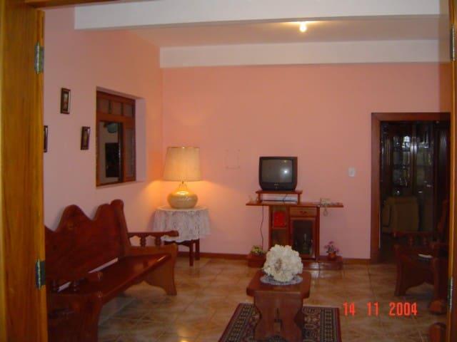 Casa de Praia - Loteamento Monte Agha - Dům