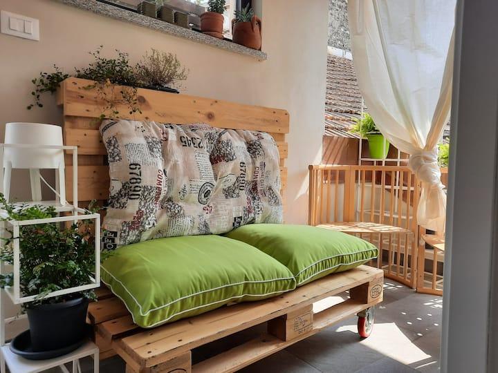 Seme di Faggio,betulla room, guest house