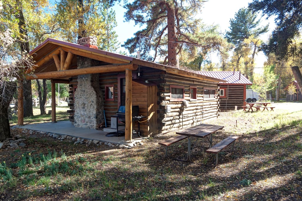 autumnsong cabin buena vista co cabins for rent in
