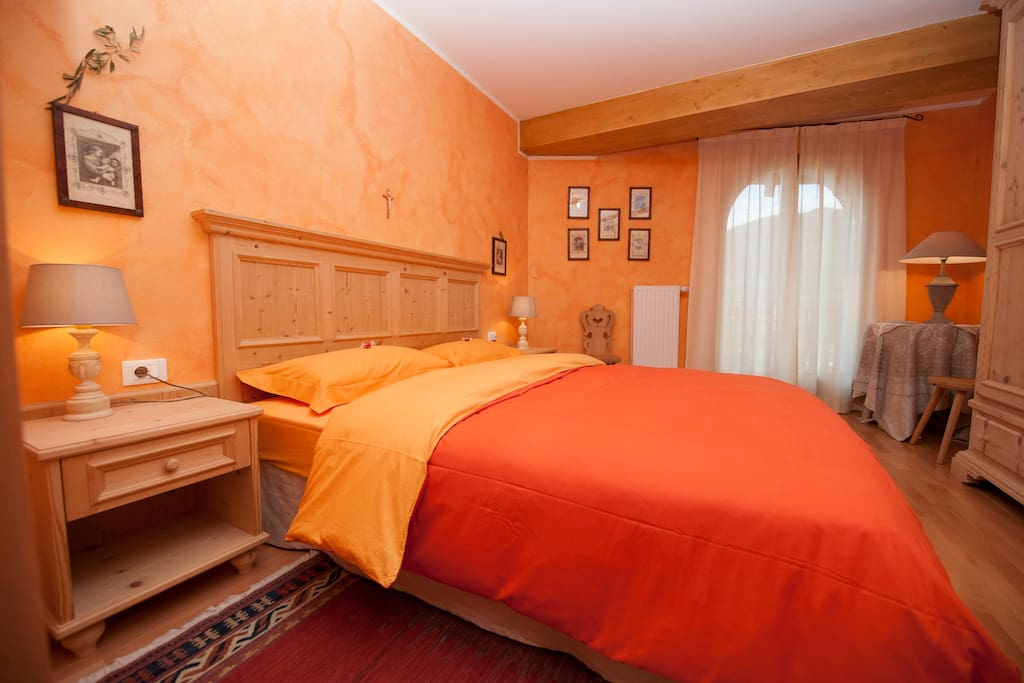 Prima stanza da letto livello 1 - First bed room level 1