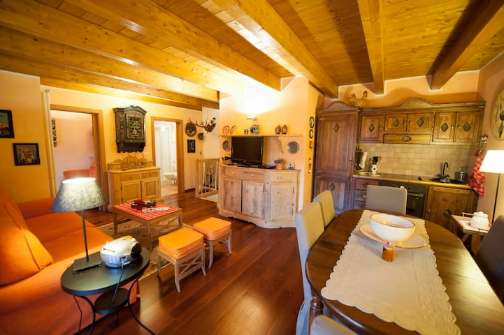 ★ Isarco Suite ★  Family's Getaway - 3 bedrooms - Vipiteno - Apartament