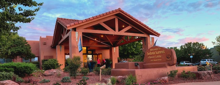 Sedona Summit Resort Studio Sleeps 4 Dec-Mar Deals