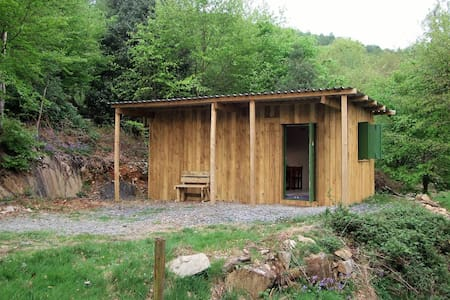 The Cosy Cabin in The Woods - Newby Bridge
