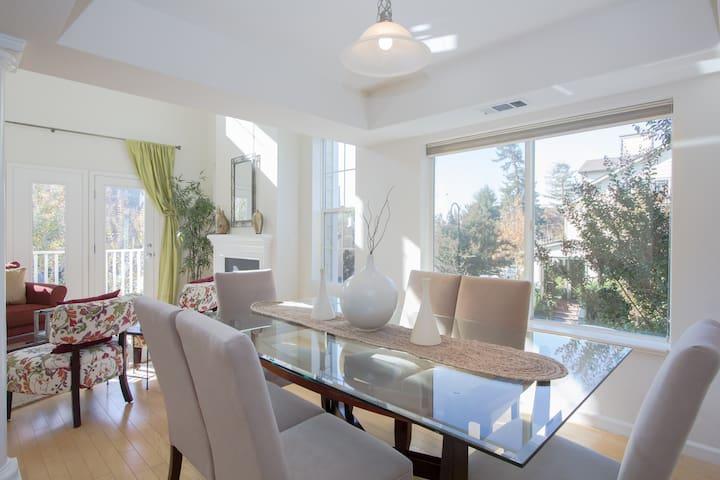 EV: Fabulous Mt View Luxury Home  - Mountain View - House