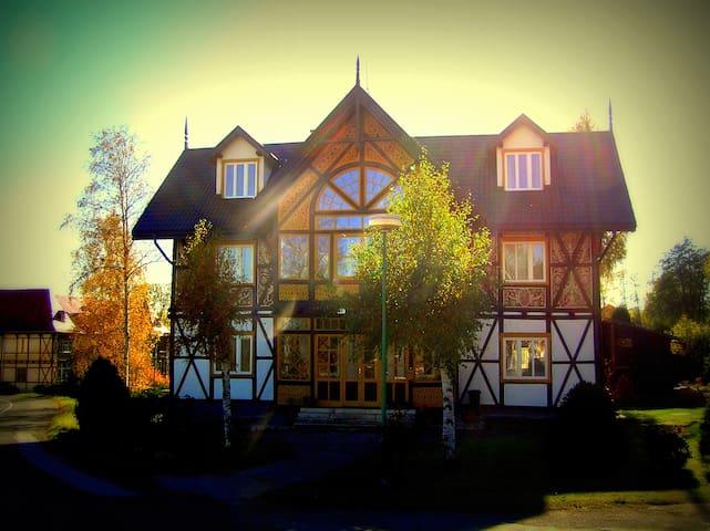 Romantická vila z roku 1884  SUITA 2+1