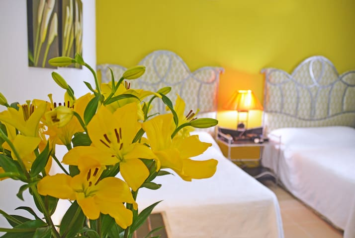 Hotel Boutique Angel Azul - Managua - Bed & Breakfast