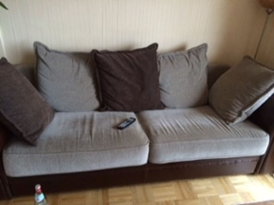 couch in sch ner wohnung apartments for rent in rosendahl nordrhein westfalen germany. Black Bedroom Furniture Sets. Home Design Ideas