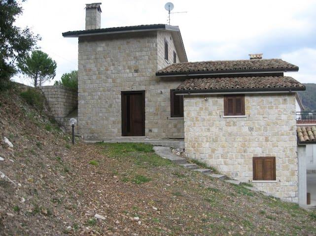 Casa Indipendente in Borgo Rurale - Forlì del Sannio - Casa