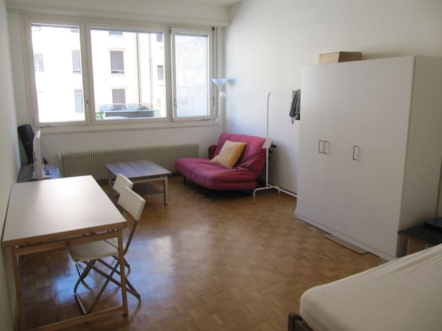 Cozy studio in the heart of Geneva! - Geneva - Apartment