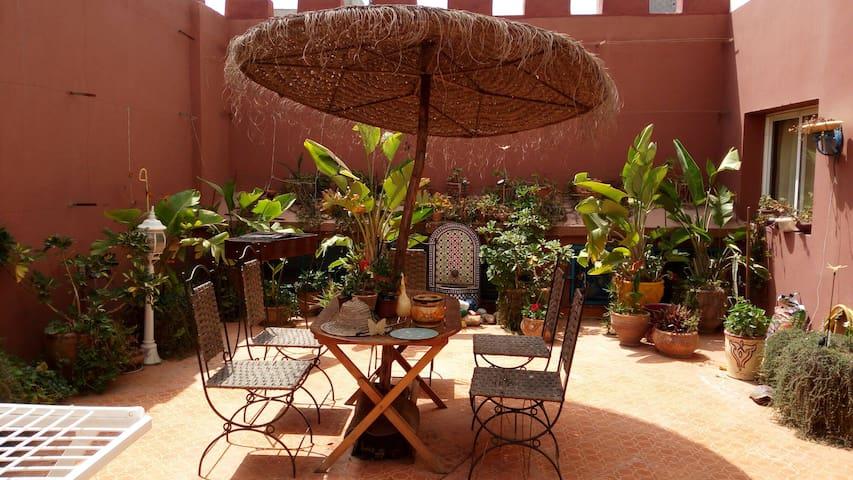 Agadir  -   Résidence Amskroud  - - Agadir - Wohnung