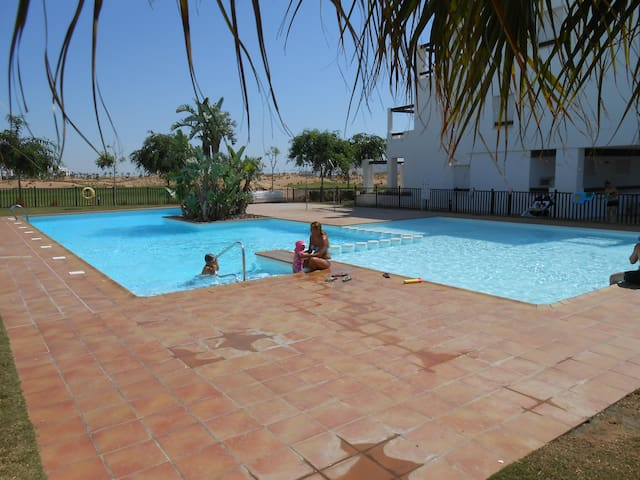 apartment with 1 bedrooms for 4 to 6 people - Torrepacheco 30700 - Apartment