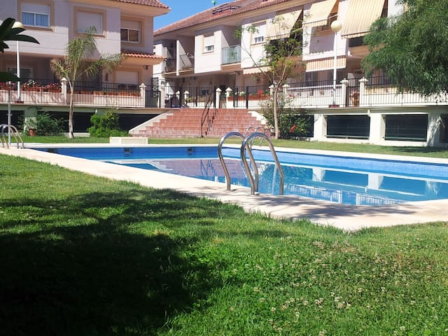 Lovely holiday home in Valencia - L'Eliana - บ้าน
