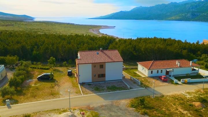 Ferienwohnung Rončević nur 50 m vom Meer