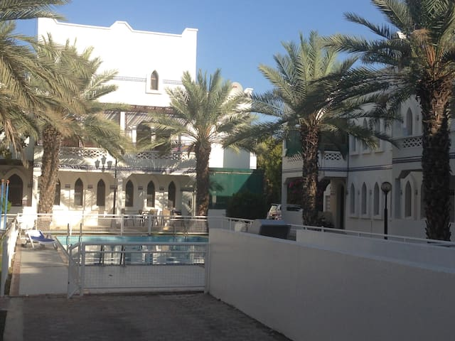 Close to the beach, great location - Muscat - Departamento