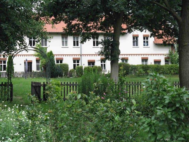 Idyllische Ferienwohnung Bahlberg - Damm - Huoneisto