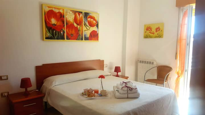 Double room in Bed & Breakfast Il Villino
