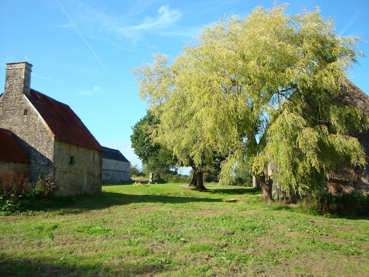 Beautiful Normandy Farmhouse (for6)