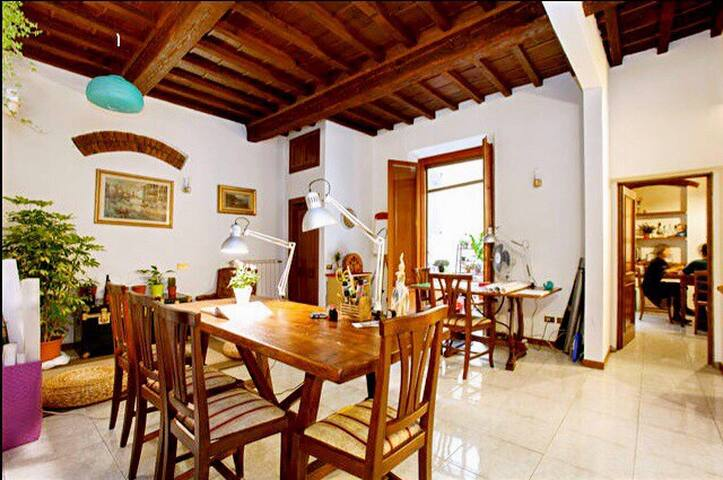 Ciao!Room in center for 2/3 people! - Florence - Bed & Breakfast