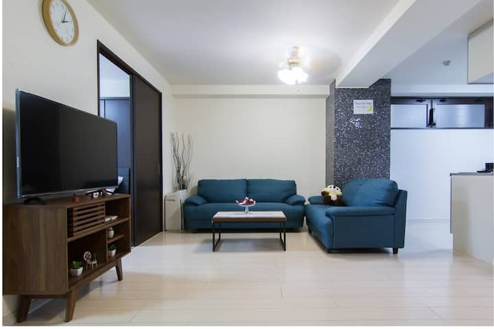 Ueno,Asakusa,subway2min.3BR,6BED,*Luxuary house*