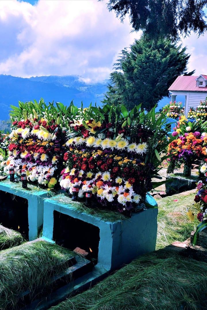cementerio de Zinacantan