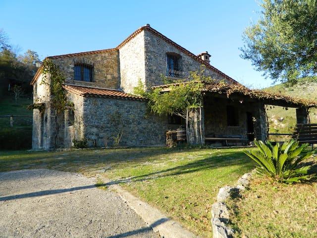accogliente casa di campagna  - Tortorella - Hus