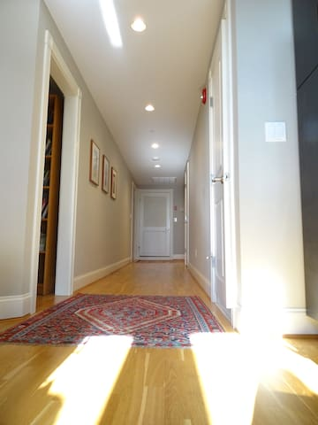 Deluxe Penthouse Apt. mins to Yale - New Haven - Apartment