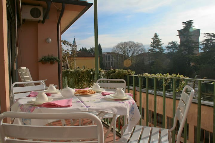 Salvi Gardens Apartment in Vicenza - Apartments for Rent in ...