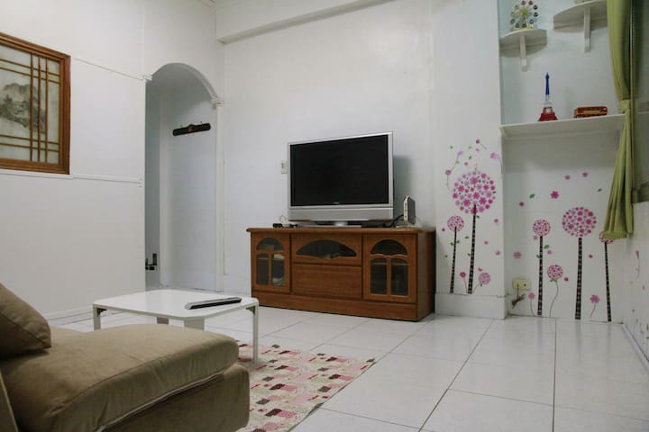 Private 2+1 Bedroom House - Sanchong District - Pis