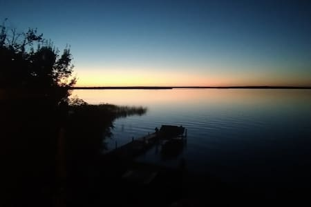 Wake up to the Lake Carriage Loft