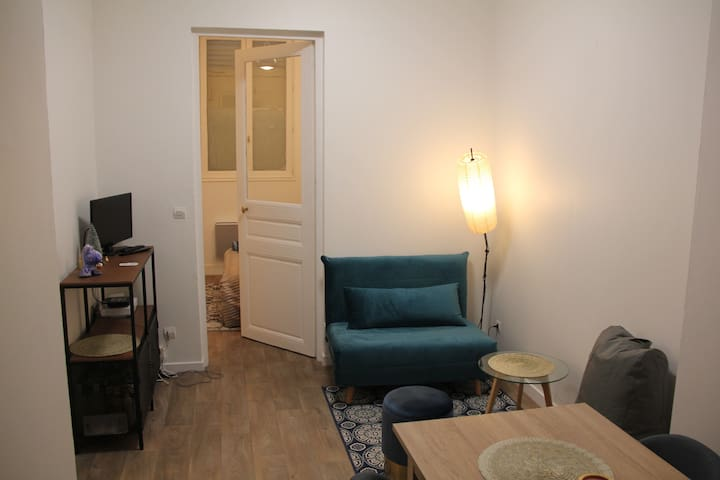 Appartement - Jardin du Luxembourg
