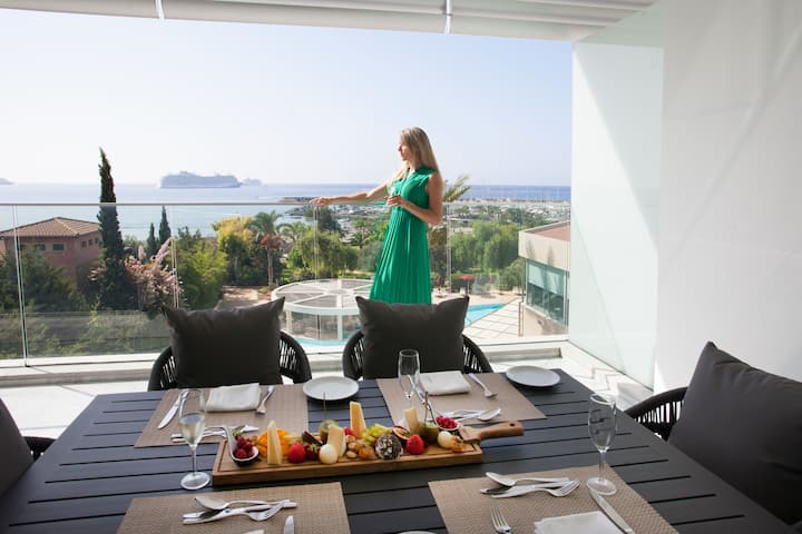 St Raphael Tower 2 Bedroom Resident Suite 1E