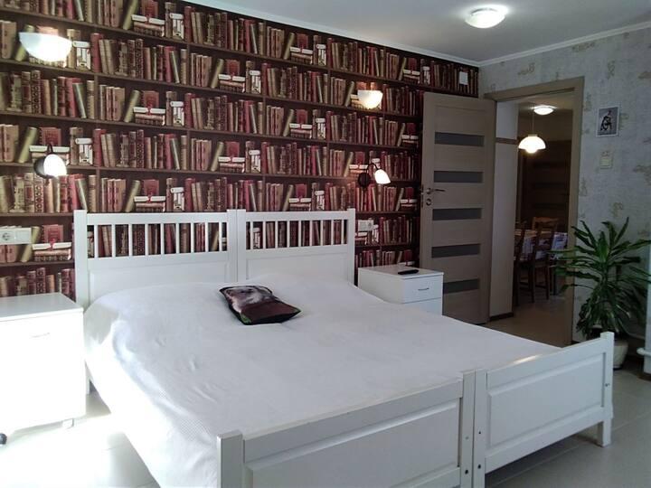 Люкс с 2 спальнями в Горной вилле FOREST CLUB