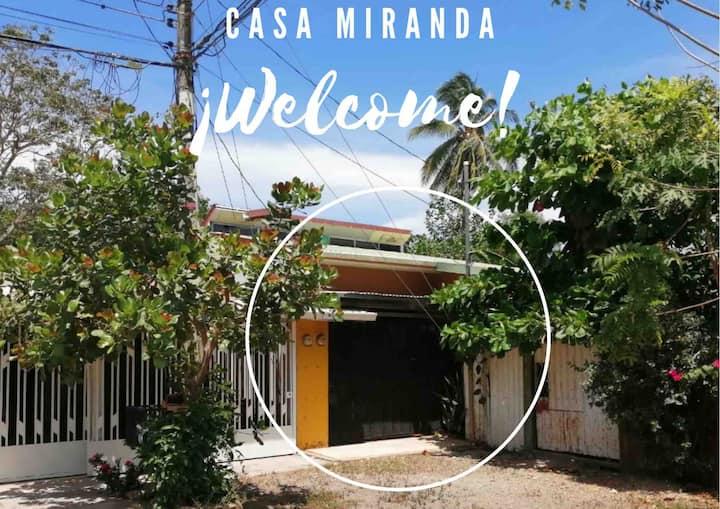 Miranda's House