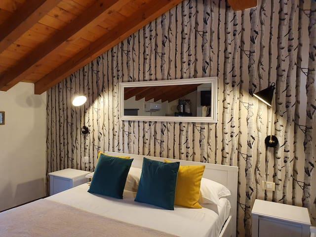 B&B La Borasca - Edelweiss Room