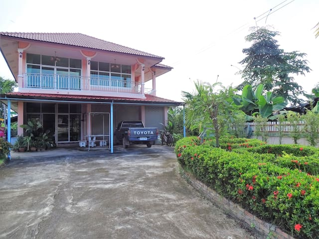 ป้าแดง โฮมสเตย์ (Padang  Homestay)